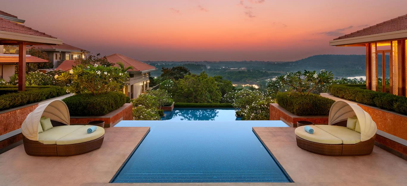 Hilton Goa Resort, Candolim in India