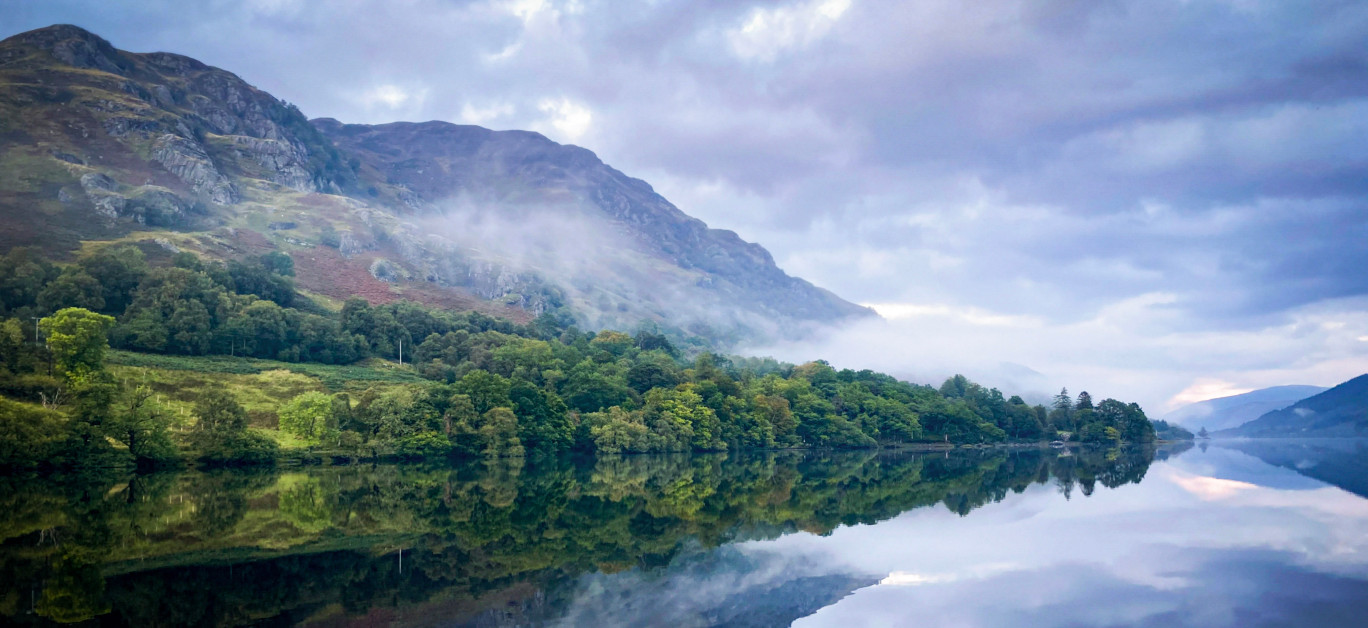 Monachyle Mhor Loch Voil