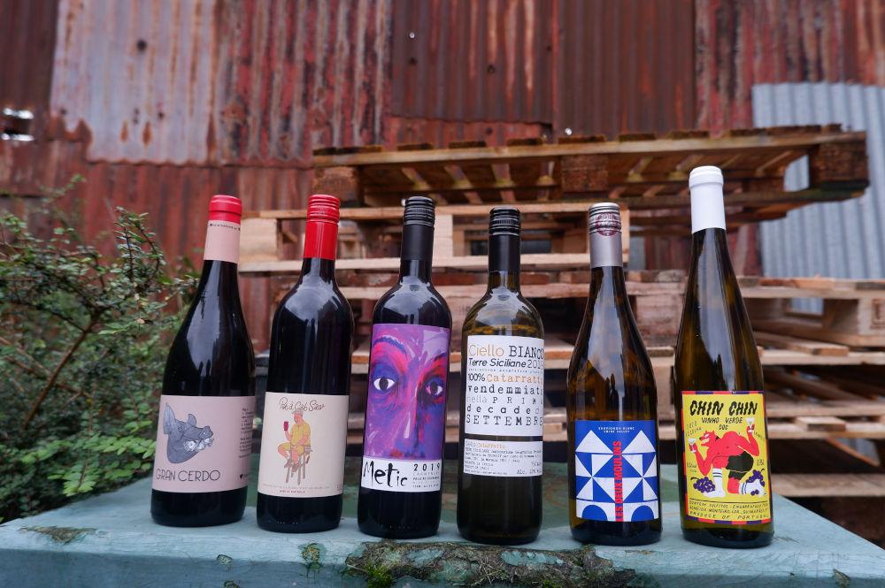 Pickers wine