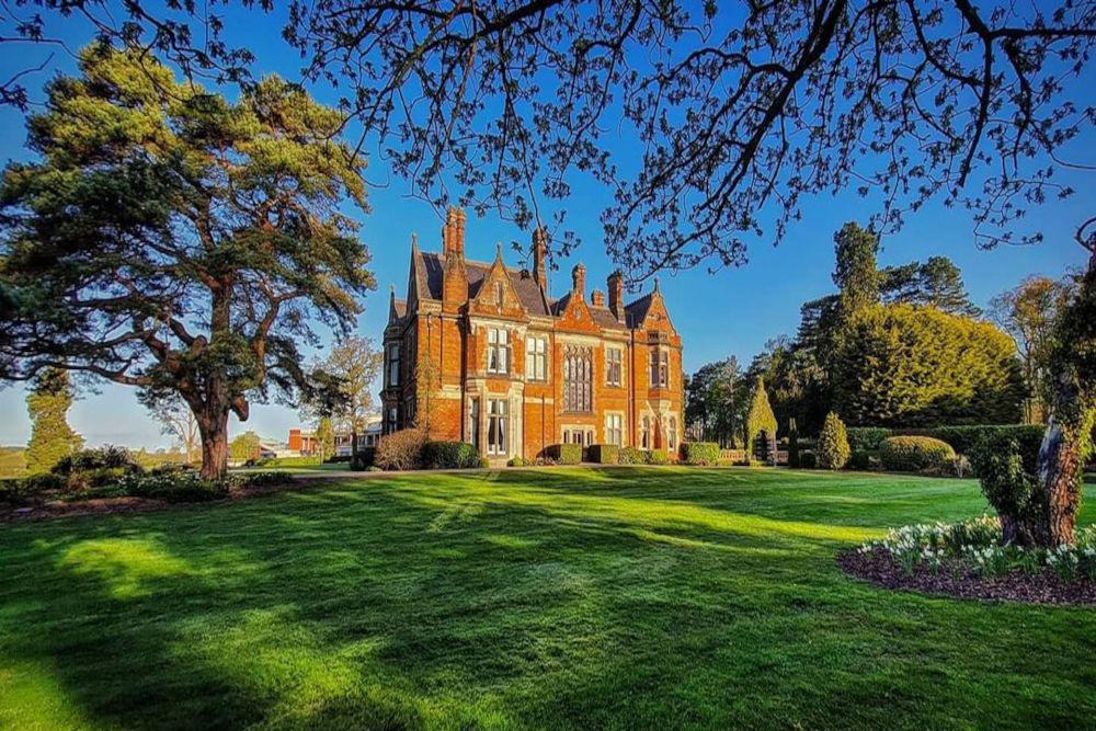Rockcliffe Hall in Darlington