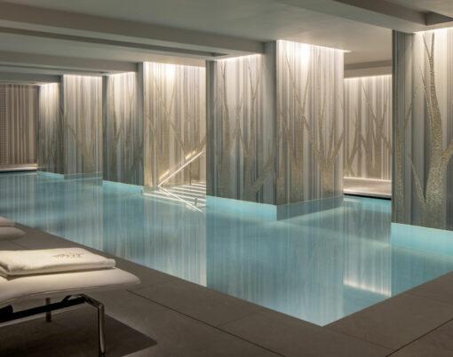 pool luxury property