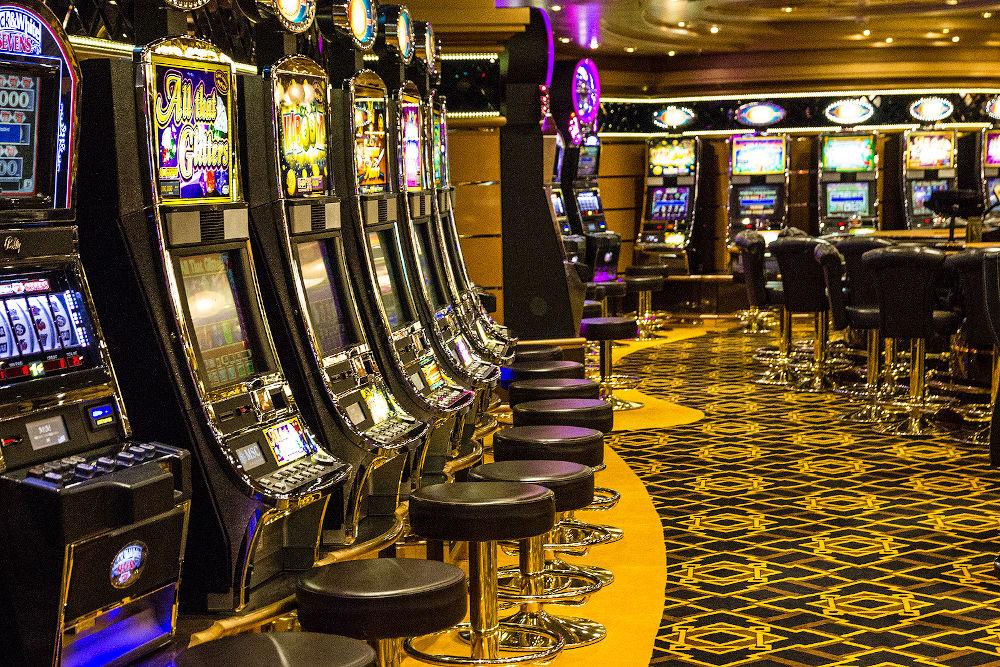 casino on cruise ship