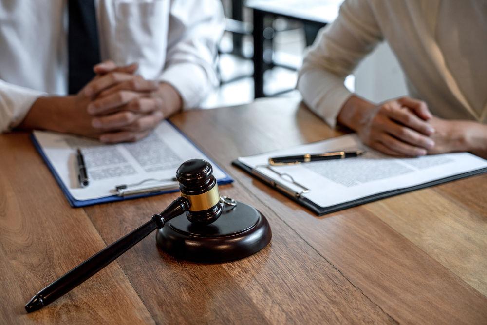 Contract decree of divorce