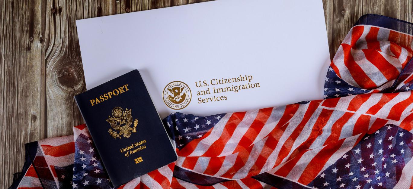 USA passport and citizenship