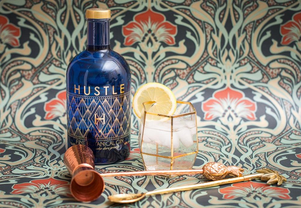 hustle gin