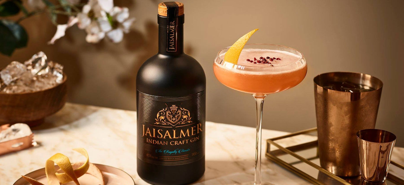 Jaisalmer Gin