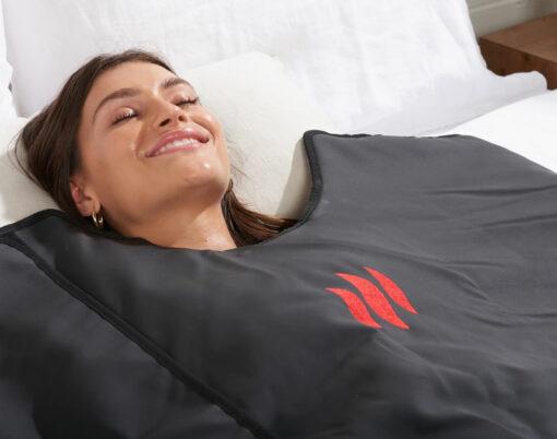 MiHIGH Infrared Sauna Blanket - £399 - www.mihigh