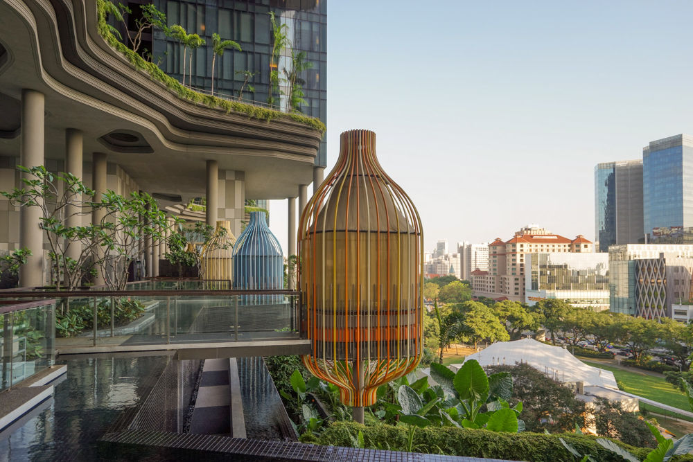 Parkroyal in Singapore