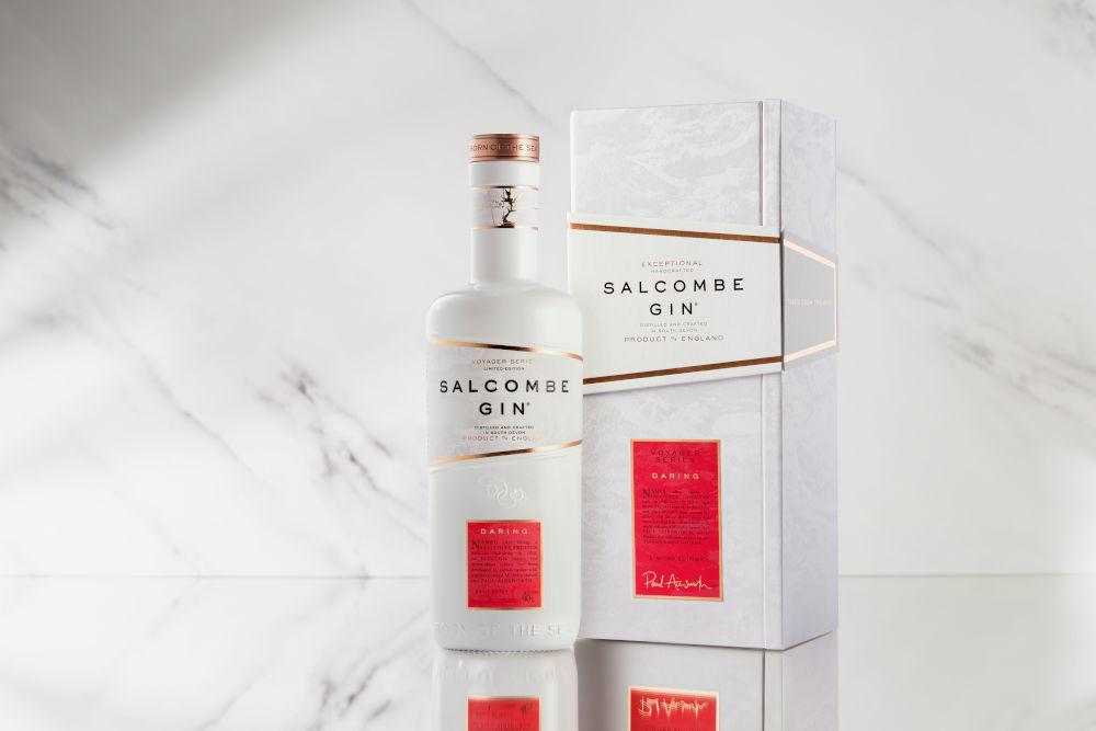 salcombe gin daring