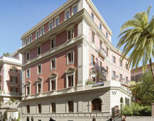 W Rome hotel