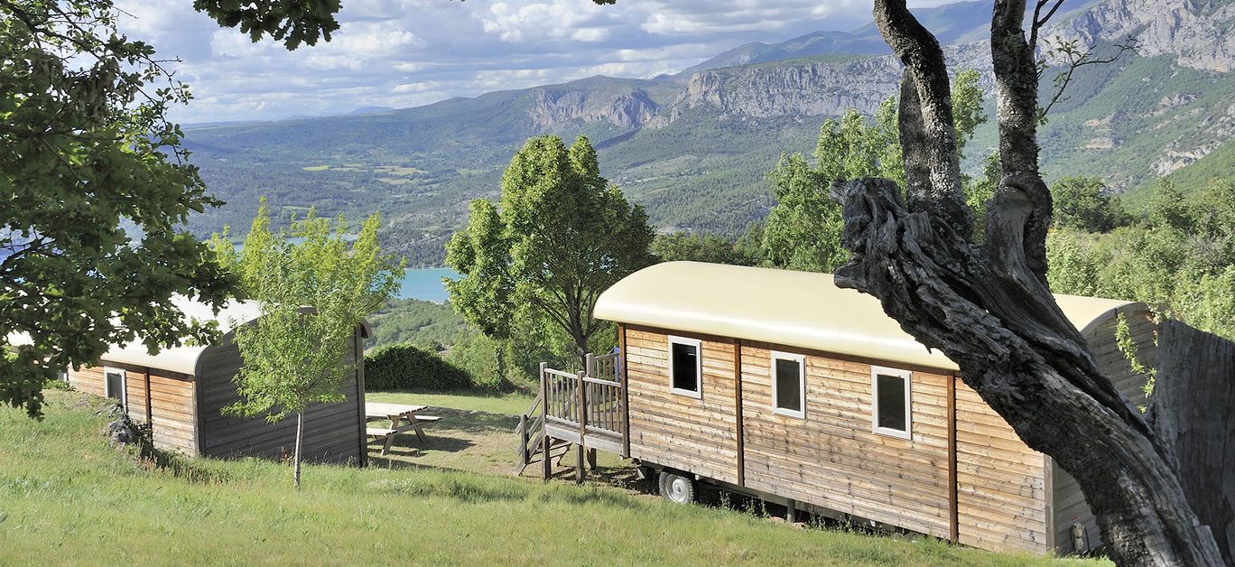 camp site france