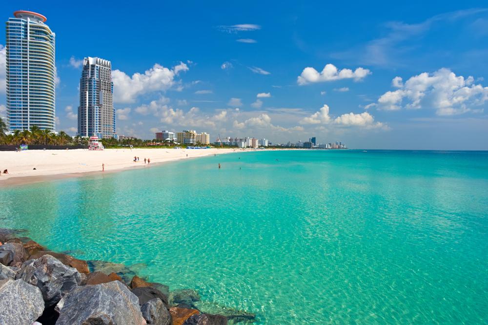 South Beach , Miami , Florida , US