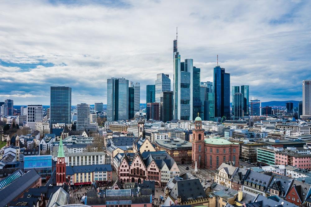 frankfurt in germany