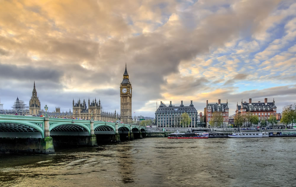 london in england