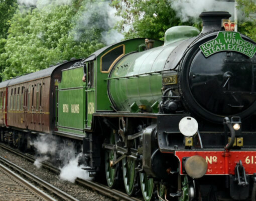 The Royal Windsor Train Express