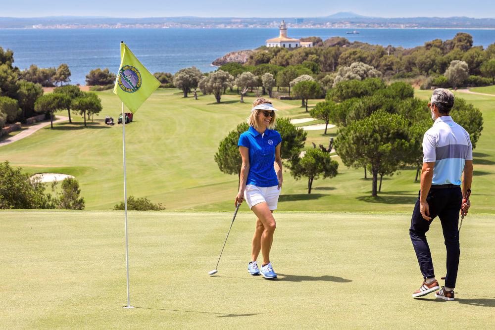 golf via carrossa hotel mallorca