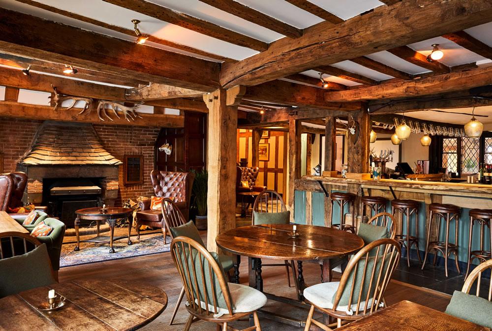 The Bar at Hotel Indigo, Stratford Upon Avon