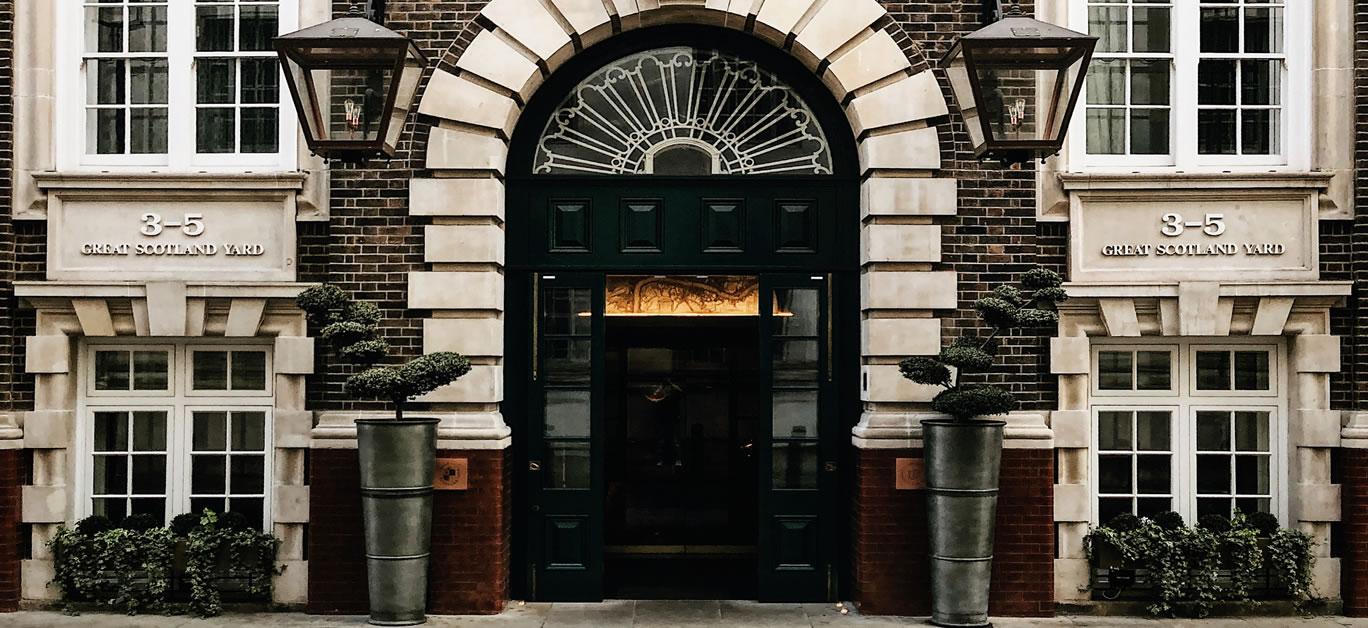 Great Scotland Yard Hotel