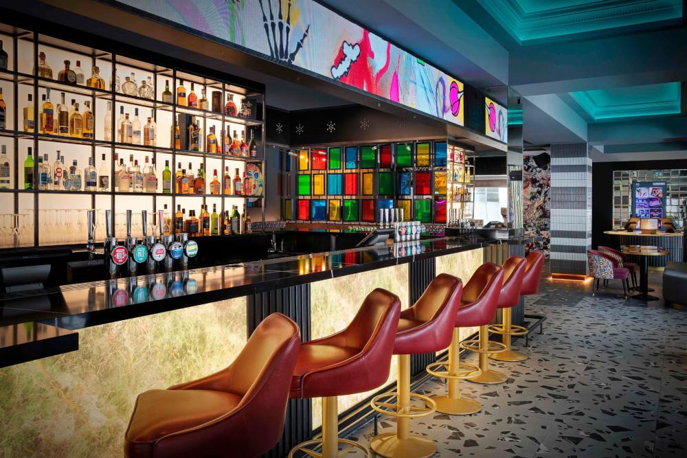 Bar at the NYX Holborn