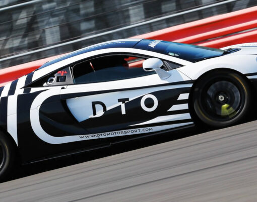 DTO, the motorsport experience experts