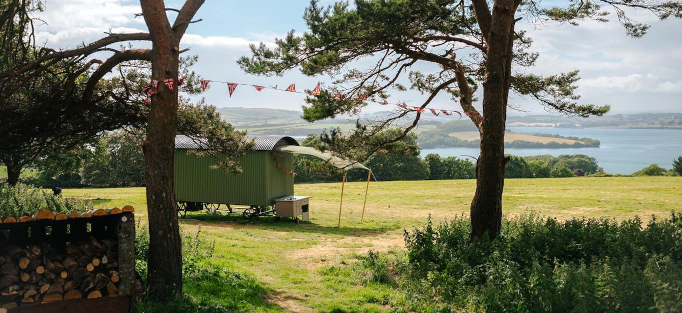 Lynher Hut, Cornwall