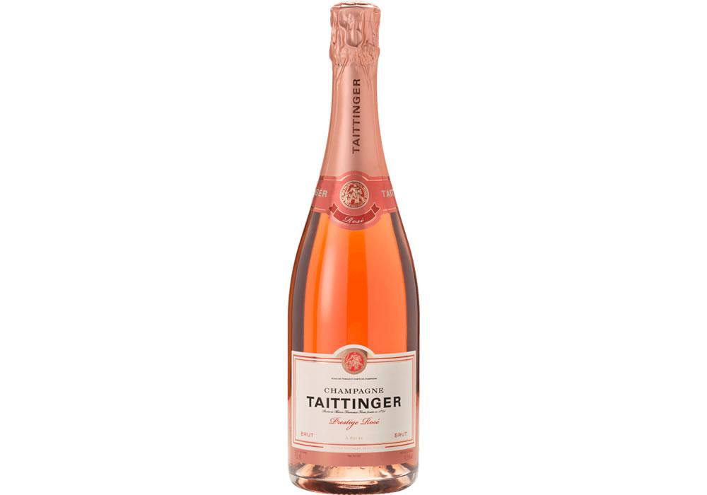 Taittinger Champagne Prestige Rose NV