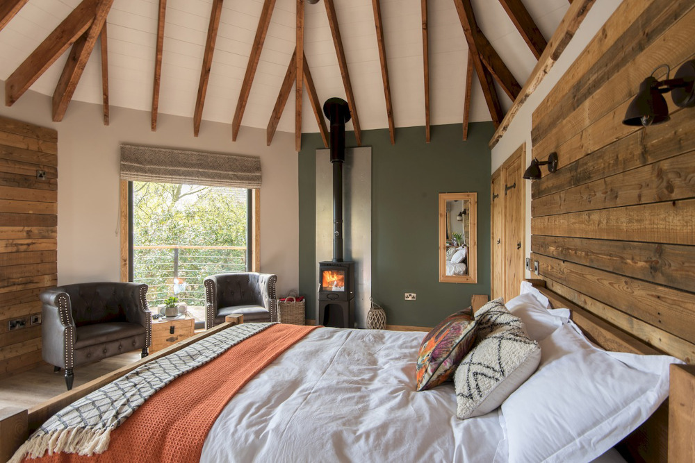 Tree Top Hideaway, Lincolnshire