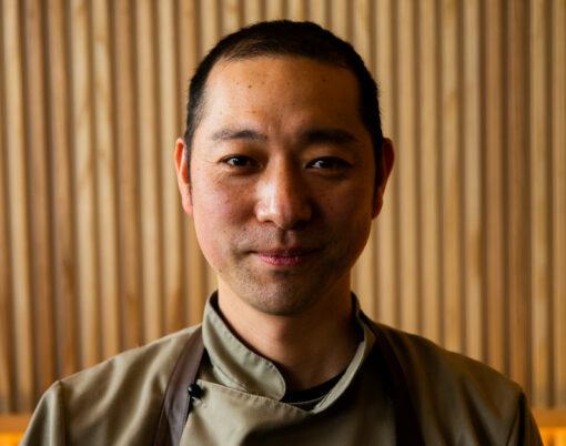 Yasuda Akinori chef