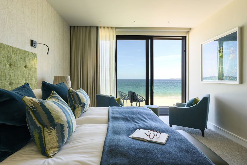 Carbis Bay Hotel, St Ives, Cornwall