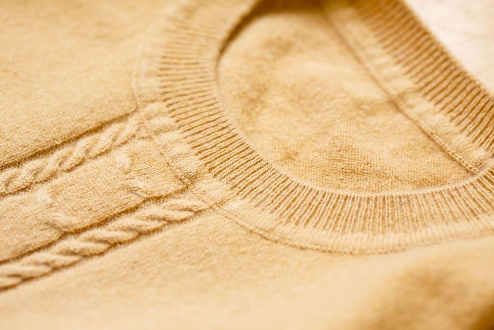 The camel knit