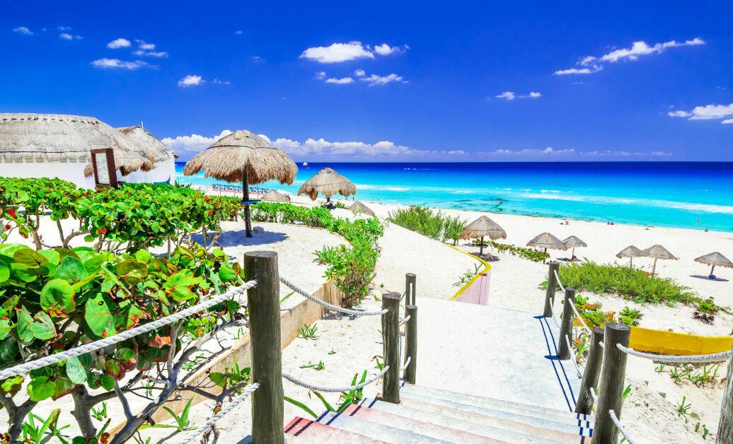 cancun holiday beach