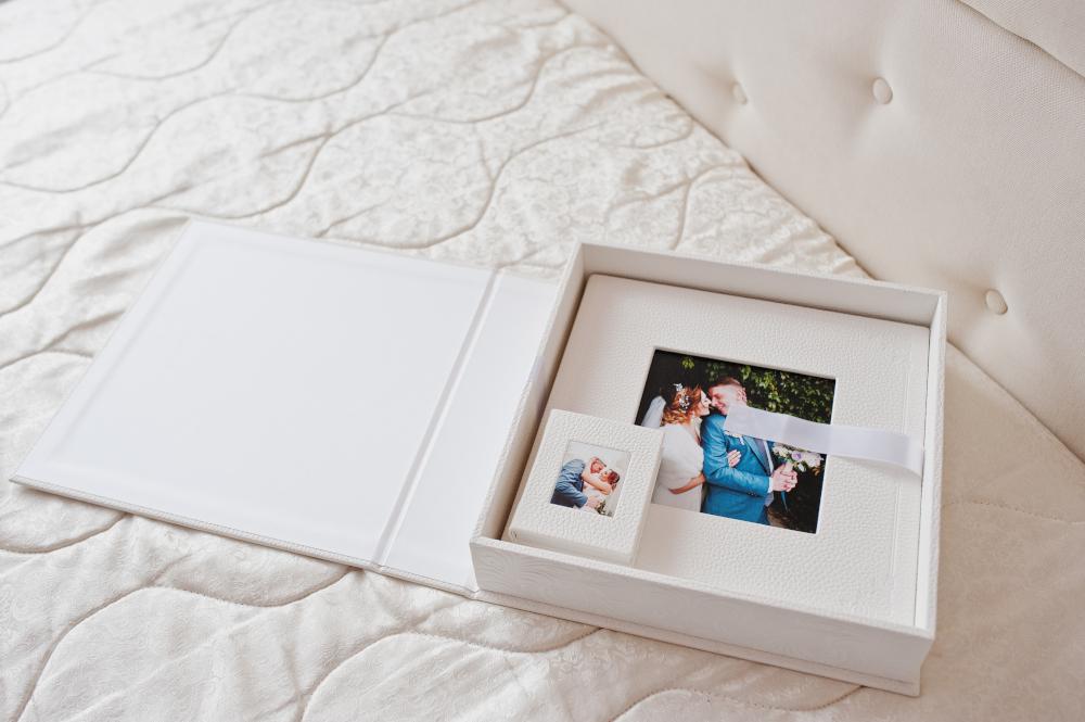 Luxury memory boxes