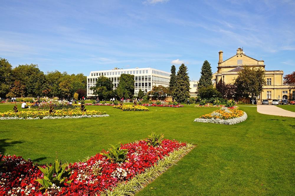 cheltenham garden