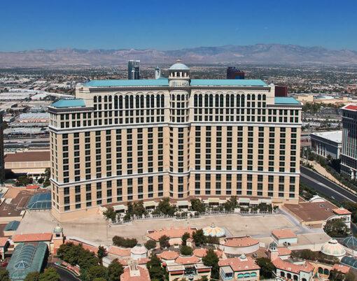 las vegas luxury hotel