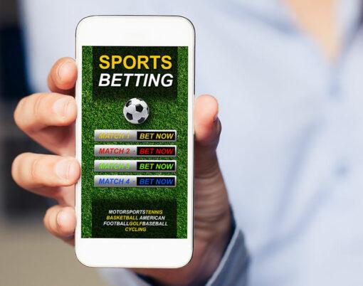 sports betting phone