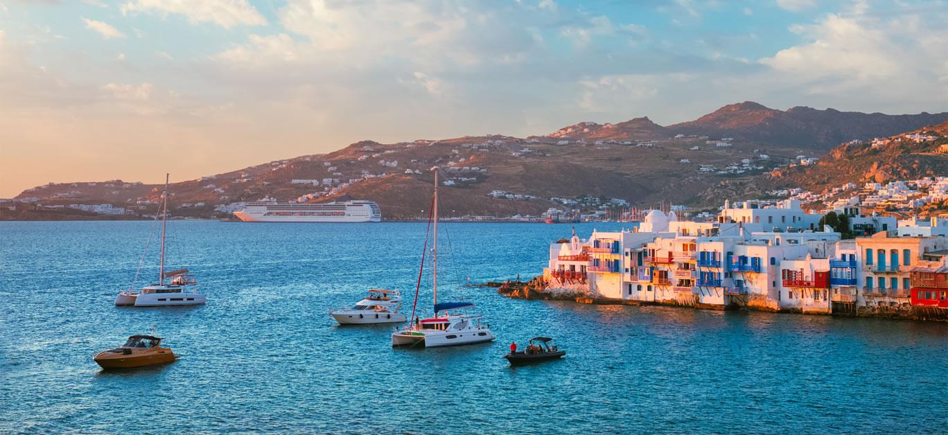 greece boats