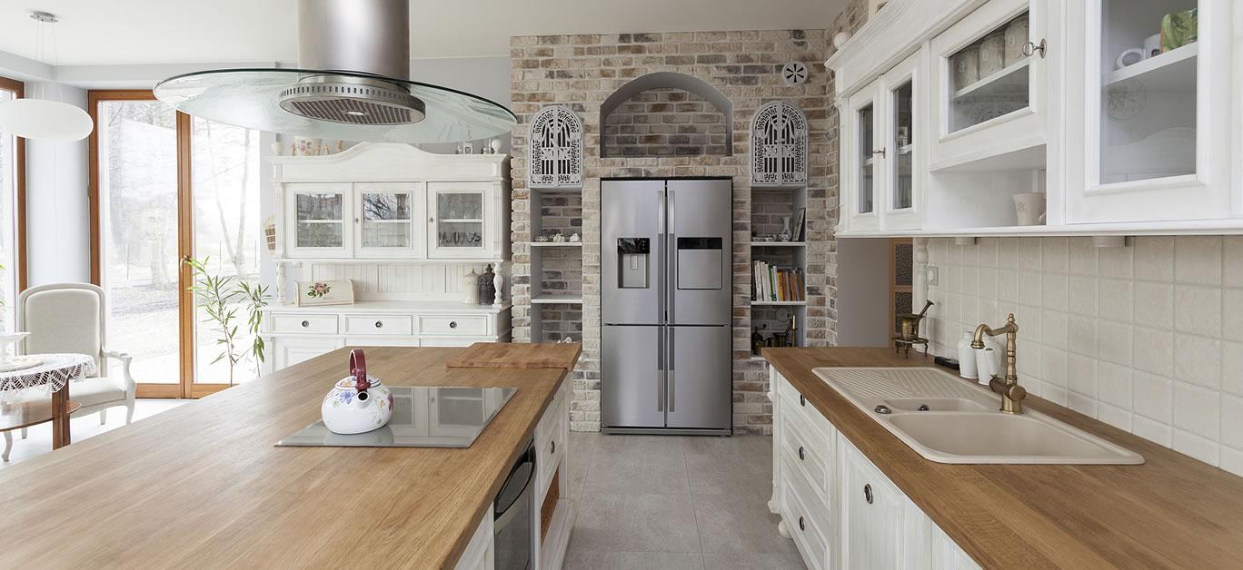 tuscany style kitchen