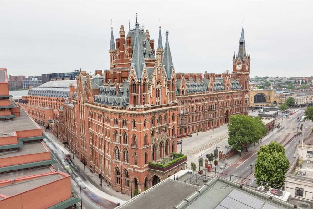 The St. Pancras Renaissance Hotel London