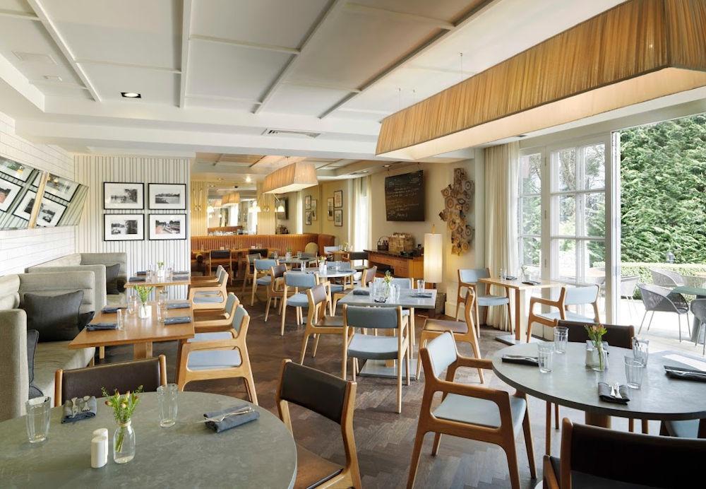 restaurant The Runnymede on Thames