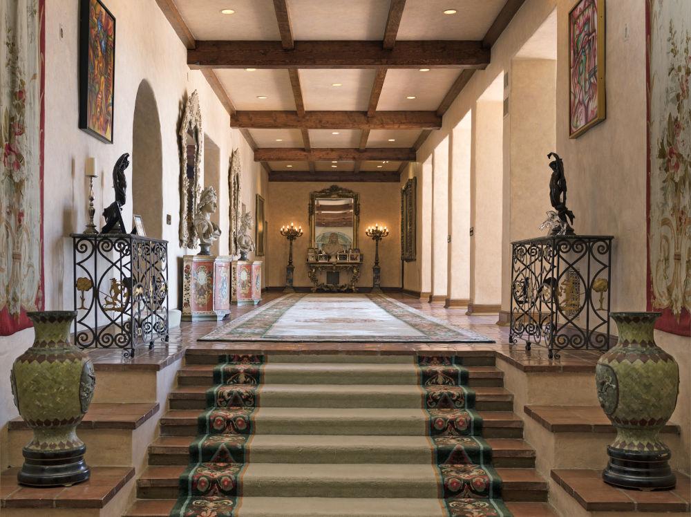 hearst estate hall