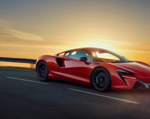 McLaren's Artura supercar