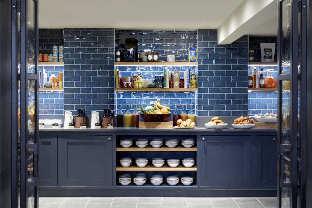 The Pantry at George hotel