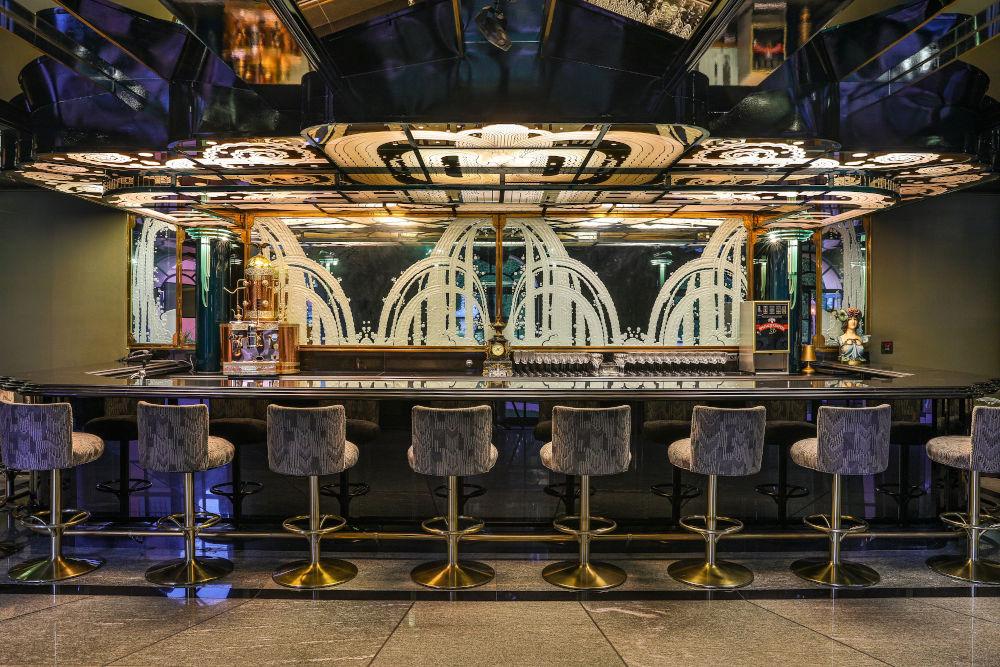 hearst estate bar