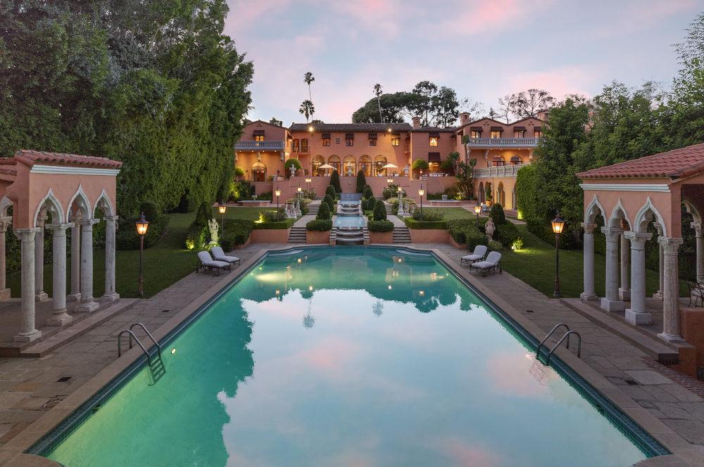 hearst estate pool