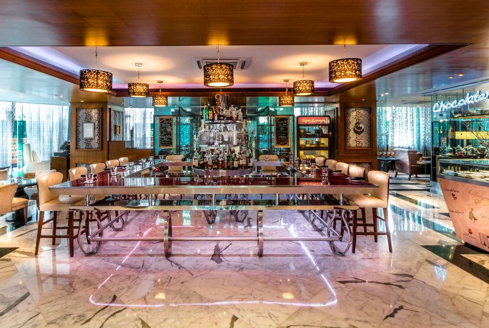 Sofitel Mumbai Artisan lounge and bar