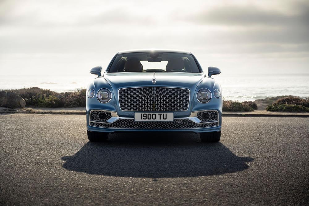Bentley Flying Spur Mulliner Grand Tourer - front view
