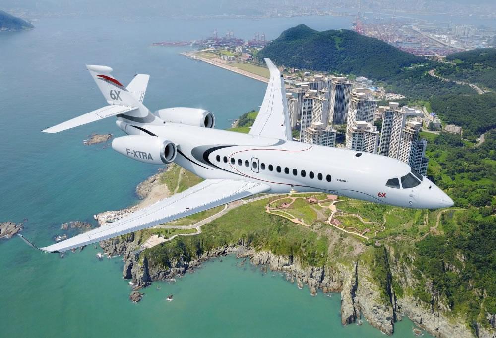Dassault Falcon 6X