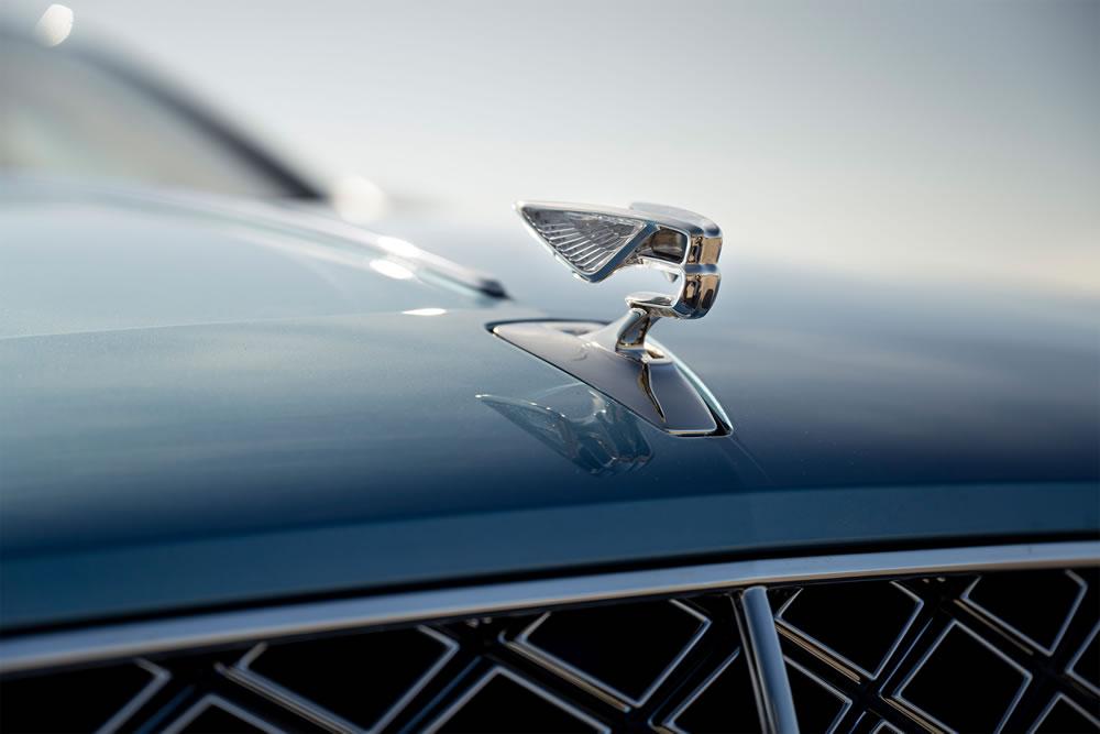 Bentley Flying Spur Mulliner Grand Tourer exterior