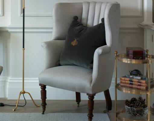 Albion Nord, Marylebone, armchair corner
