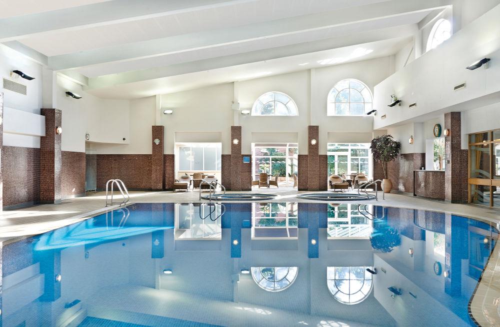 belfry hotel pool